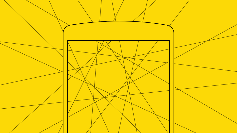 An Android App With Five Corners