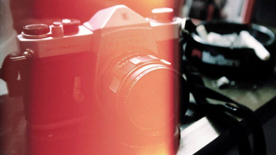 Film Cameras & Expired Films
